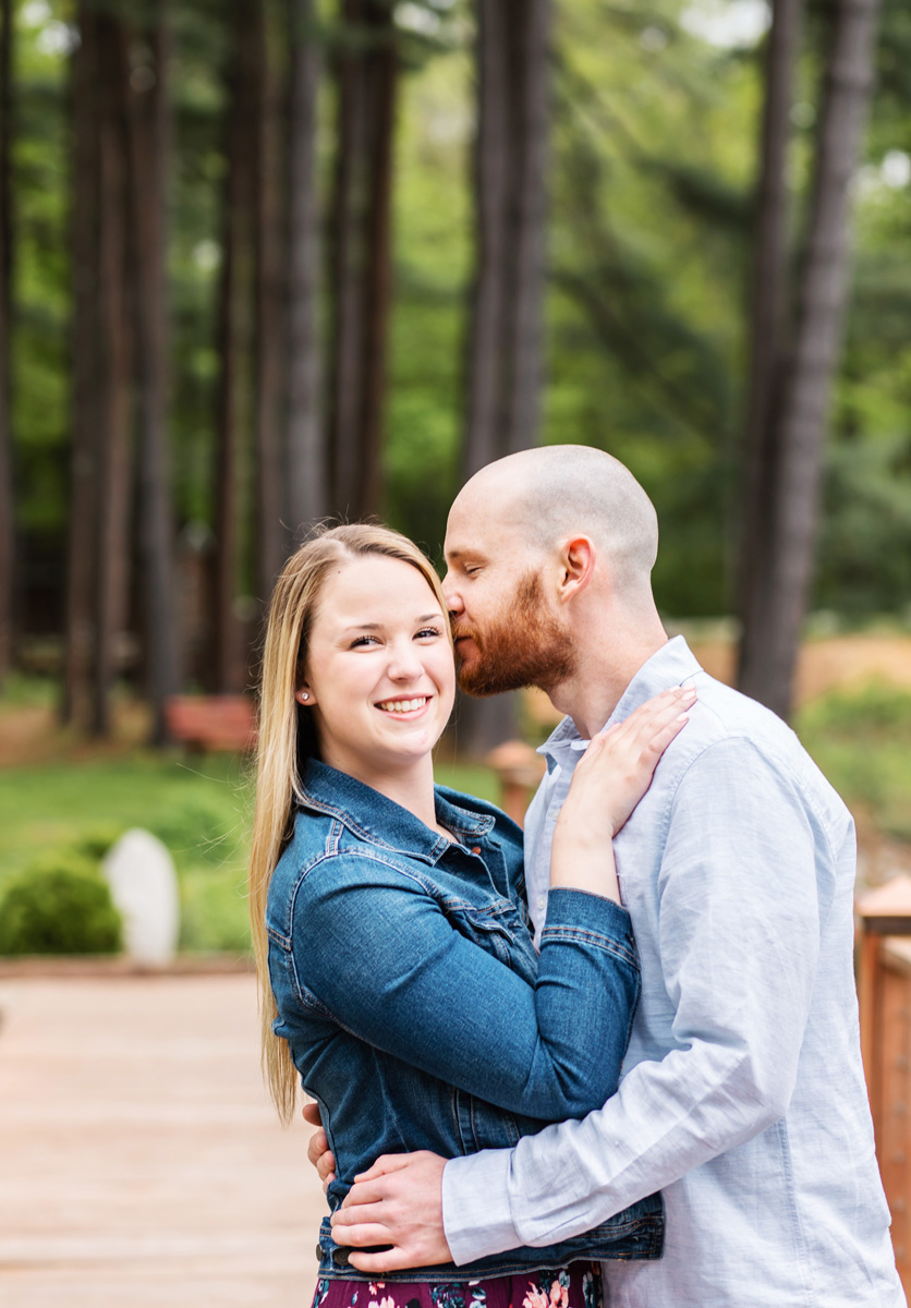 Northampton Engagement by Monika Normand Photography