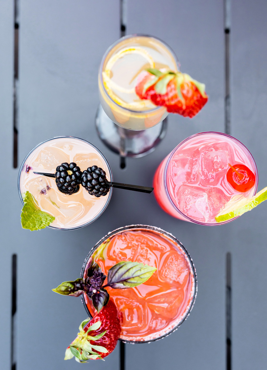 Ellen's Dallas Cocktails