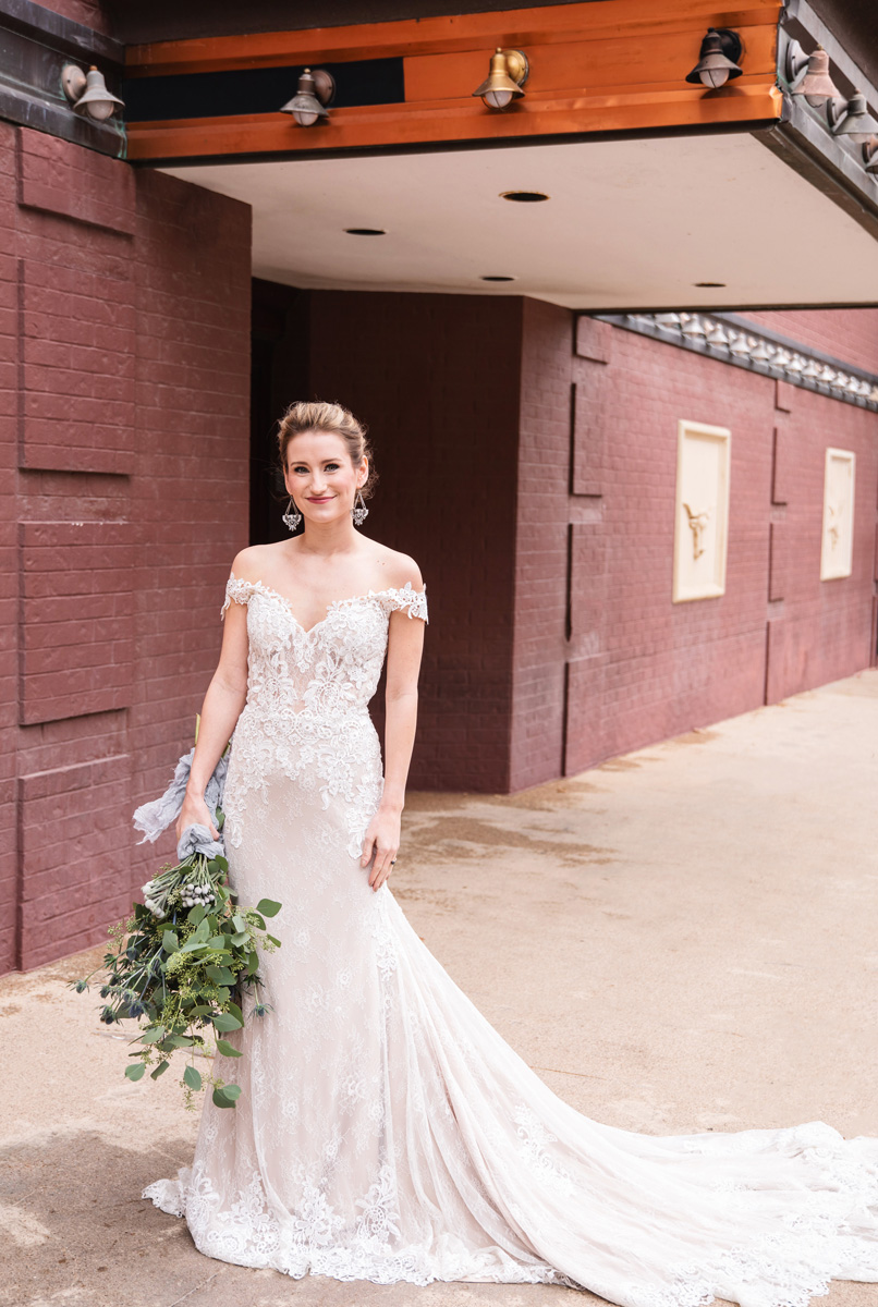 Fort Worth bride